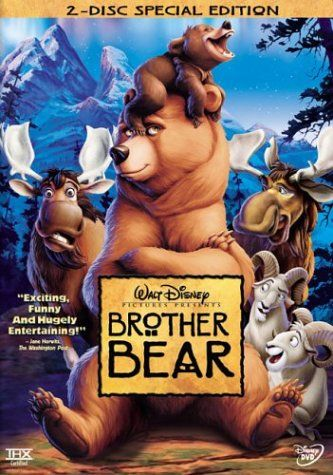 eerste mens film brother bear