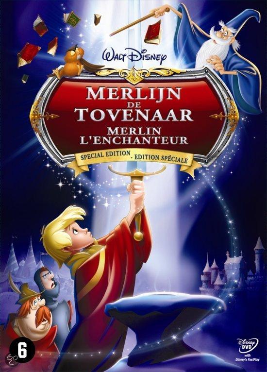 middeleeuwen film merlijn tovenaar