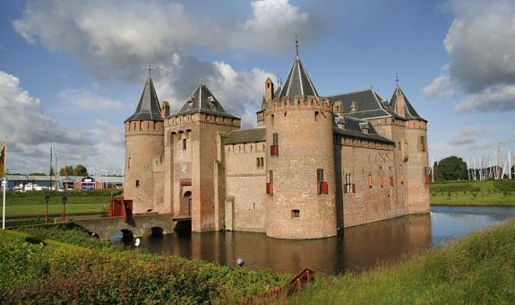 middeleeuwen museum muiderslot kasteel