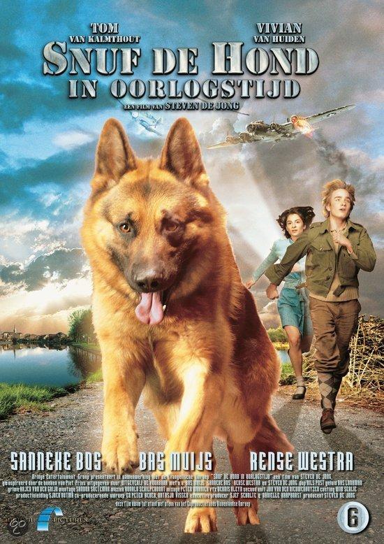 nieuwste tijd film snuf hond oorlogstijd