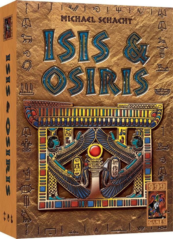 egyptenaren spel isis en osiris
