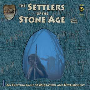 indianen spel bord bordspel settlers stone age